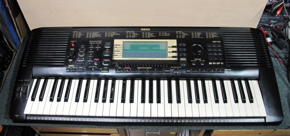 Psr Yamaha